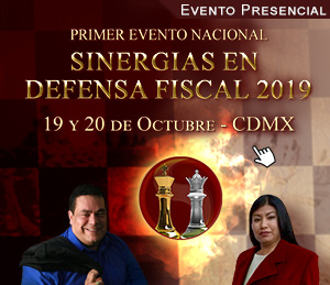 Sinergias en Defensa Fiscal 2019 - Sinergia Inteligente