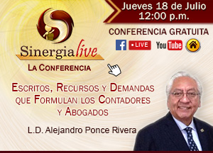 SinergiaLive - La Conferencia